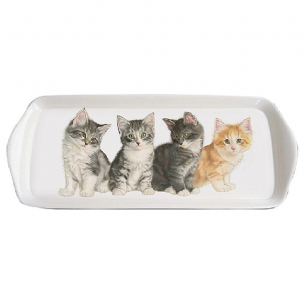 Francien's Cats, Kitten Medium Tray